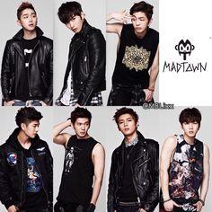 MADTOWN 매드타운 Moos, Daewon, LeeGeon Jota, Heojun, Buffy & H.O  New Boy Group from JtuneCamp