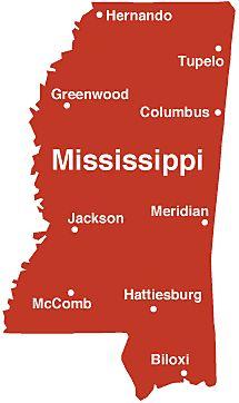 #Mississippi