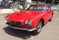 Used 1963 Maserati Sebring Series I Stock # 21244 in Astoria, NY at Gullwing Motor Cars, NY's premier pre-owned luxury car dealership. Come test drive a Maserati today! Classic Car Sales, Buy Classic Cars, Porsche 964 Rs, Maserati Indy, Car Trader, Bugatti Type 57, Luxury Car Dealership, Engin, Car Buyer