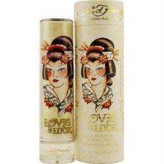 Ed Hardy Love & Luck By Christian Audigier Eau De Parfum Spray 1.7 Oz