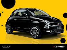Stylowy, elegancki i pełen energii! Samochód, który pokochasz od pierwszego wejrzenia! #FiatPolska #Nowa500 #IkonaStylu