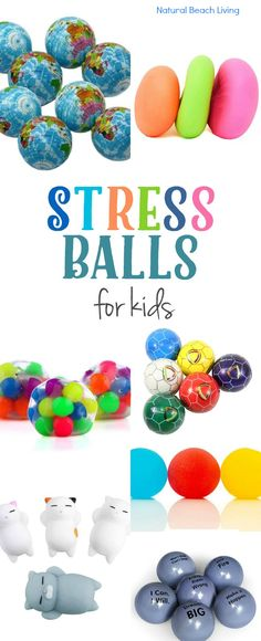 The Best Stress Balls for Kids, DIY Stress Balls, Best Stress Balls, Kids Stress Balls, Stress Ball Benefits, Fidget Toys, Easy to make sensory balls. Simple squishy stress ball stress relief, help with Fidgeting, sensory balls for calming and to promote focus and concentration, decrease stress and increase tactile awareness. They are great for Autism, ADD, ADHD, and anxiety. Stress balls can be so much fun. Squeeze them, bounce them, toss them, squish them, and poke them until you feel…