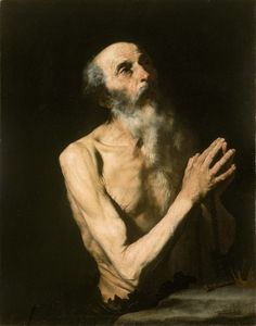 Jusepe de Ribera, 'Saint Onuphrius', ca. 1630