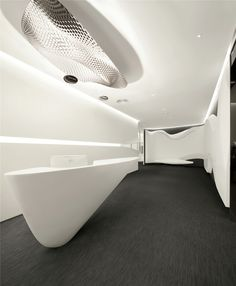 Image 1 of 16 from gallery of Interaction - BWM Office / feeling Design. Photograph by He Yuansheng