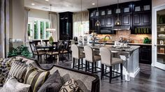 Brisbane - Mirasol at Mountain's Edge - The Traditions Collection - Las Vegas, NV