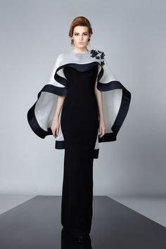 Such Style: We love the Edward Arsouni Haute Couture Spring Summer collection Beautiful Gowns, Beautiful Outfits, Elegant Dresses, Formal Dresses, 50s Dresses, Mode Outfits, Dress To Impress, Evening Dresses, Prom Gowns