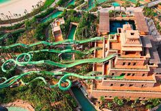 Master Blaster Water Coasters, Dubai Atlantis The Palms Resort