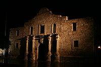 Fort Alamo - San Antonio - Texas