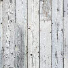 Wooden Planks White
