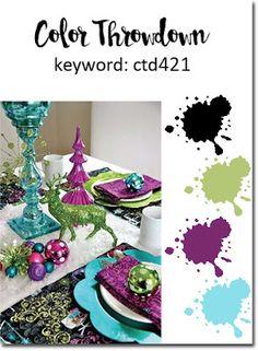 Color Throwdown: Color Throwdown Countdown #421
