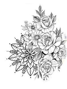 Bild Tattoos, Mom Tattoos, Skull Tattoos, Trendy Tattoos, Couple Tattoos, Body Art Tattoos, Tatoos, Piercing Tattoo, Piercings