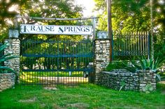 Best swimming hole in Texas: (Krause Springs) Oh The Places You'll Go, Places To Travel, Places To Visit, Krause Springs, Texas Swimming Holes, Camping In Texas, Spring Texas, Best Swimming, Texas Hill Country