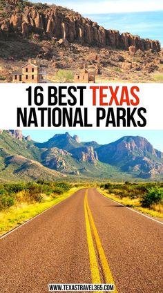 16 Best Texas National Parks | Best National Parks In Texas | national parks in texas | texas national parks | texas national parks road trips | texas hiking trails national parks | texas national parks map | national parks road trip from texas | texas travel | #nationalpark #texas #usa #travel
