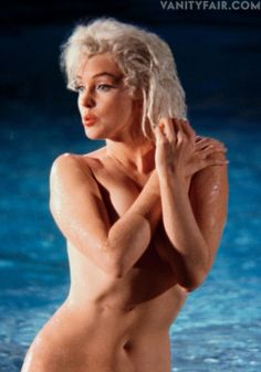 The Lost Marilyn Nudes