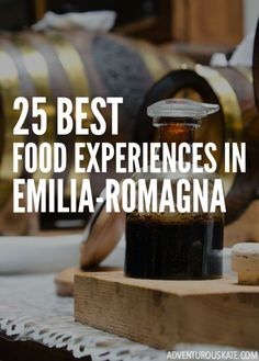 The best food in Italy is in Emilia-Romagna. Period. Long known as the home of parmesan cheese, prosciutto, and traditional aged balsamic vinegar, even Italians from other regions will grudgingly admit that yes, Emilia-Romagna is home to Italy's best food.