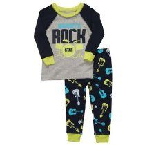 Carter's PJs The tight bottoms on this style don't ride up on legs the way other style bottoms do. Boys Sleepwear, Cotton Sleepwear, Boys Pajamas, Kids Z, Toddler Boys, Children, Boys Wear, Pj Sets, Big Boys