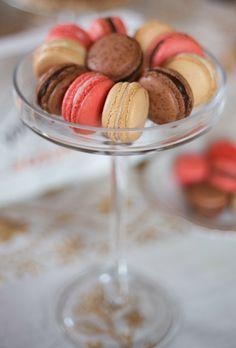 3 Macaron Fillings Recipes : Strawberry, Lemon and Chocolate!