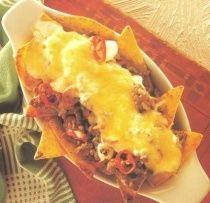 Chili Beef Nachos Recipe