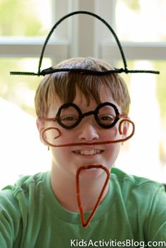 Pipe Cleaner Disguises