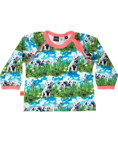 Molo Feestcollectie t-shirt met leuke dalmatiërs print. molo.nl.emilea.be