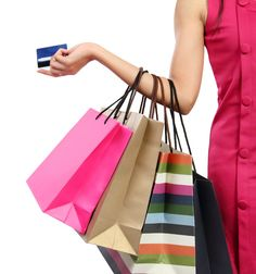 Consumers continued to do their part during July to keep the economy growing. Government figures show retail sales were up last month, building on an Shopping Spree, Go Shopping, Cyber Monday Sales, Love To Shop, Retail Therapy, Girly Things, Girly Stuff, Bucket Bag, How To Apply