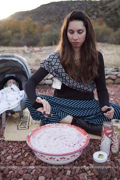 Sedona AZ: Sacred Pregnancy Retreat - photo credit: Prefect Chance Photography #sacredpregnancy www.sacredpregnancy.com