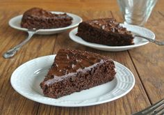 Decadent Chocolate Torte is a special dessert. Amazing combo of ingredients and you will think it is from the ritziest of restaurants. You c...