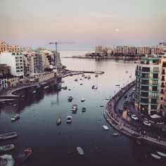 Interesting Buildings, Strand, Scenery, River, Architecture, City, Outdoor, Malta Holiday, Travel In Style