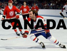 My favorite sport and my favorite team. Montreal Canadiens, Canada Hockey, Canada Holiday, O Canada, Castles, Beautiful Places, Soccer, The Incredibles, Passion
