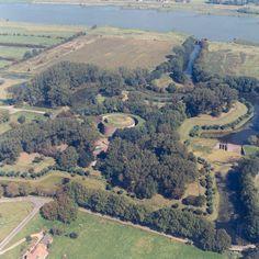 Nieuwe Hollandse Waterlinie, Fort bij Everdingen