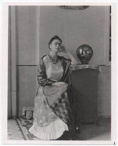 "Manuel Alvarez Bravo ICONIC ""Frida Kahlo"" Portrait 1991 Press Photo"