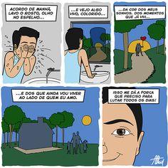 Satirinhas - Quadrinhos, tirinhas, curiosidades e muito mais! - Part 40