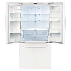 LG - 30 In., 22 Cu.Ft. French Door Refrigerator with Smart Cooling System - LFC22770SW - LFC22770SW - Home Depot Canada