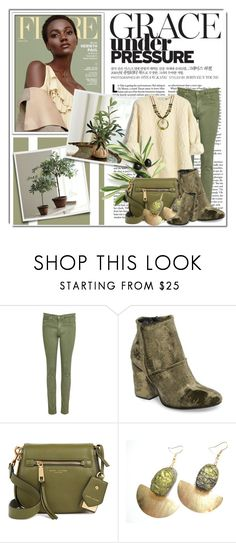 """GRACE UNDER PRESSURE"" by queenrachietemplateaddict ❤ liked on Polyvore featuring Charles David, Marc Jacobs and Mixit"