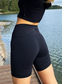 Crop Top Outfits, Sporty Outfits, Summer Outfits, Workout Attire, Jacket Dress, High Waisted Shorts, Clothes For Women, Womens Fashion, Tennis Photography