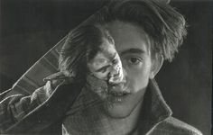 Crazy double exposure by Rory Cole.. so well lit.. very cool