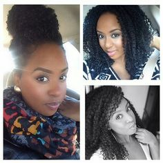 HOW TO: Versatile/ Vixen Crochet Braids Hair Weaves & Wigs ...