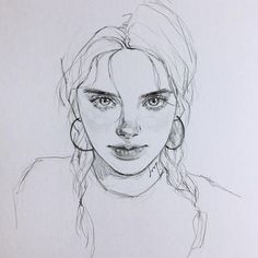 awesome girl drawing – girl face drawing idea Visits my … The post awesome girl drawing – girl face drawing idea Visits mine appeared first on Woman Casual - Drawing Ideas Girl Face Drawing, Drawing Faces, Drawing Drawing, Drawing Girls, Drawings Of Girls Faces, Faces To Draw, Simple Face Drawing, Girl Pencil Drawing, Figure Drawing