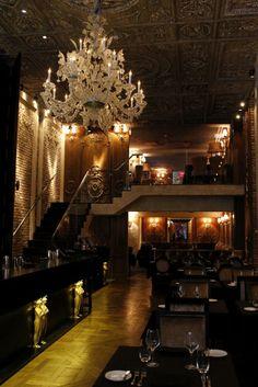 Brasserie Pushkin - New York / Andrey Dellos The brasserie offers a contemporary interpretation of Russian haute cuisine  ----  Read more: http://afflante.com/20137-brasserie-pushkin-in-new-york-andrey-dellos/#ixzz3BocDgkLa