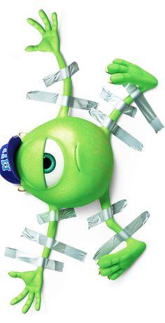 Monsters University│Monsters Inc. Disney Phone Wallpaper, Wallpaper Iphone Cute, Cartoon Wallpaper, Cute Wallpapers, Disney Pixar, Disney And Dreamworks, Disney Art, Monster University Birthday, Monsters Inc University