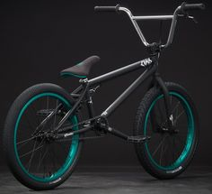 We The People Crysis BMX Bike..... the things i would do to own this