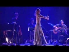RENE AUBRY-CAROLYN CARLSON/ BLUE LADY au BATACLAN