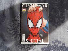 Civil War Special Prima Pagina