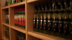 Mostschänke Glanz-Pöltl, Fehring Wine Rack, Storage, Furniture, Home Decor, Sparkle, Wine, Purse Storage, Decoration Home, Room Decor
