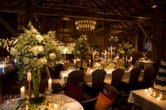 If you're gonna go all-out for your wedding, you're going to need food to match. These 7 dreamy venues will bring the food lover's wedding of your dreams to life.
