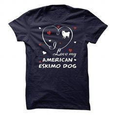 American Eskimo Dog T-Shirts, Hoodies ==►► Click Image to Shopping NOW!