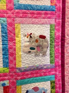Silly Goose Quilts: Animal Quilt - Version Two | quilt ideas ... : silly goose quilt pattern - Adamdwight.com