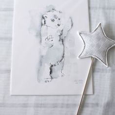 Her love for nature and animals is strongly present in her work. Kids Room, Prince, Presents, Art Prints, Artist, Animals, Gifts, Art Impressions, Room Kids