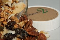 Gluten Free Granola - a perfect accent to your breakfast, brunch or snack