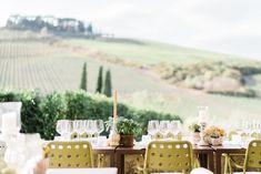 Planner: http://weddingsintuscany.info | Photography: http://www.etherandsmith.com | Florist: http://www.jardindivers.it | Read More: https://www.stylemepretty.com/vault/image/6695692